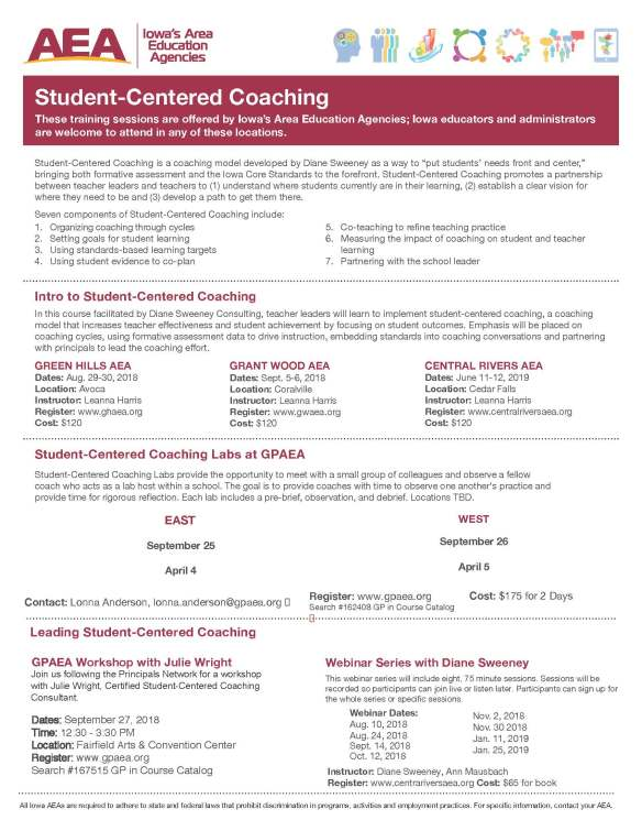 GP Student-CenteredCoaching_Flyer 18