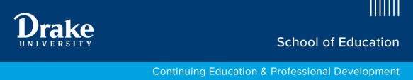 drake education logo