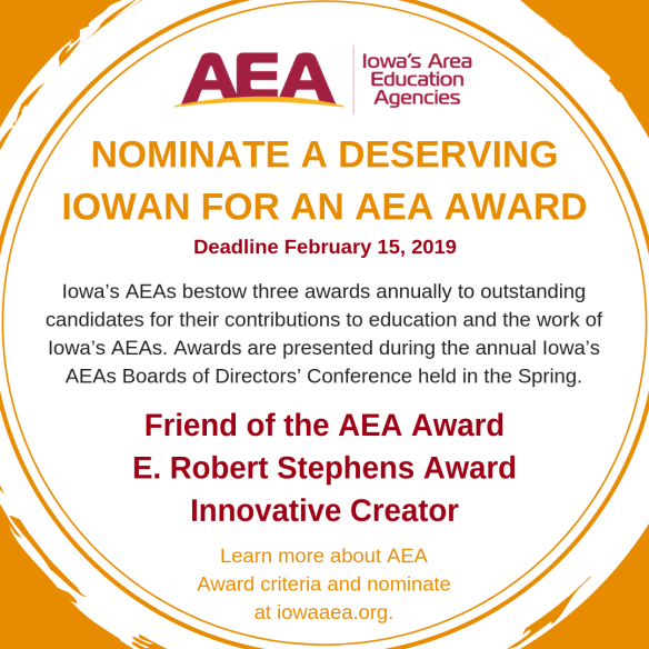 aea award 2019