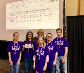 1st Place Middle School - Indianola