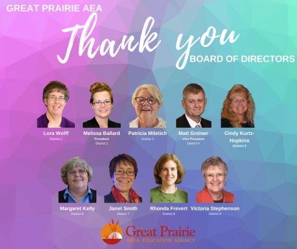 GPAEA Board Members